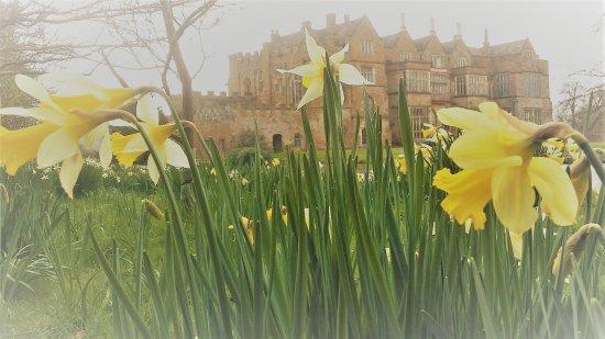 Banbury, UK: The castle in April