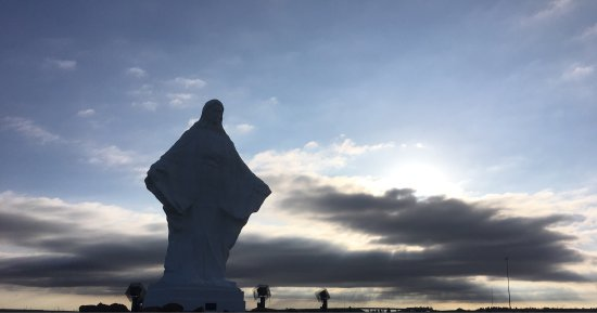 Pine Bluffs Wy >> Photo0 Jpg Picture Of Our Lady Of Peace Shrine Pine