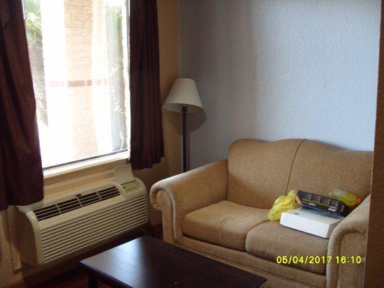 Super 8 Galveston : Room View 2
