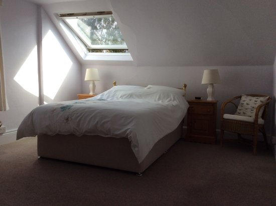 Moretonhampstead, UK: Mardon guest bedroom