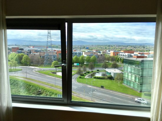 Aspect Hotel Dublin Parkwest: View from 6th Floor Room