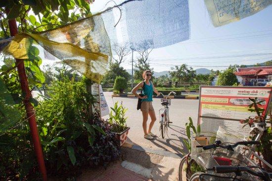 Kep Guest House : Location de vélo © Choukhri DJE