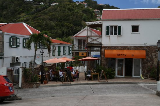 Windwardside, Isla de Saba: Bizzy B Bakery