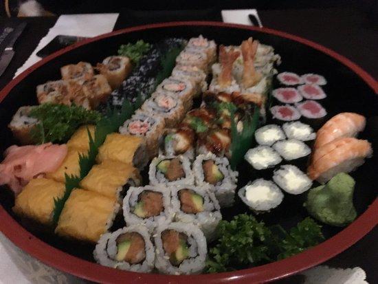 Photo de okurama japanese cuisine lounge for Accord asian cuisine