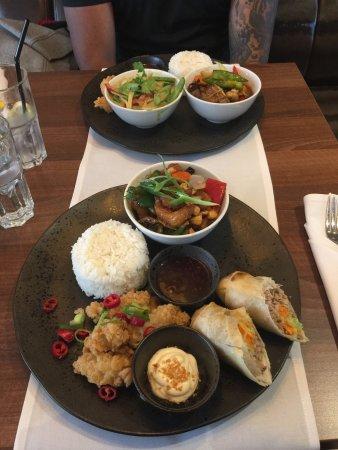 Lemongrass Thai Restaurant Brentwood