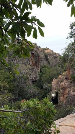 Magaliesberg Canopy Tour: Zipping away!