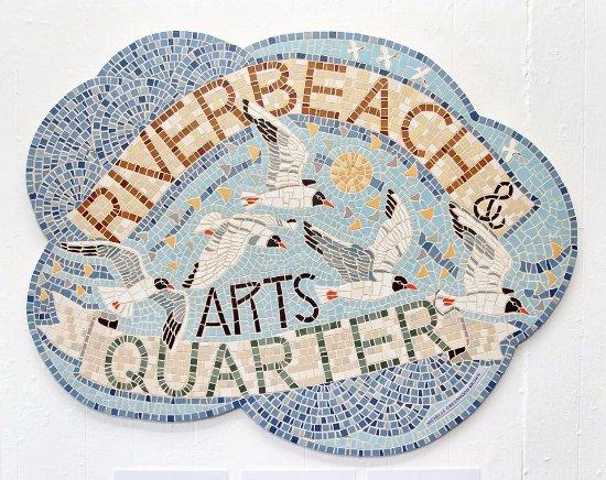 Teignmouth Riverbeach and Arts Quarter