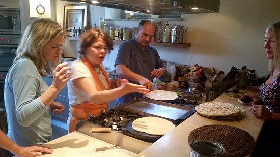 Umbriacooks4u: Cooking the Torta al testo
