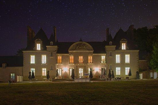 Repas de famille au château de la Gournerie - Photo de LES TERRASSES ...