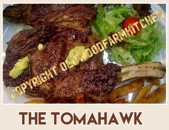 Essington, UK: Tomahawk