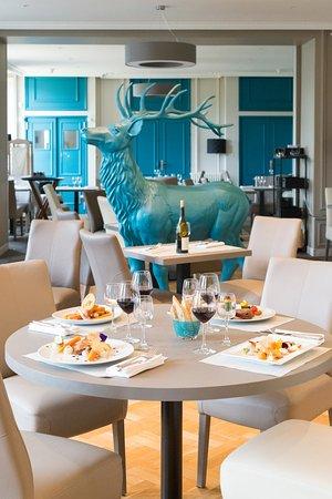 Restaurant les terrasses de la gournerie dans saint - Cuisine plus saint herblain ...