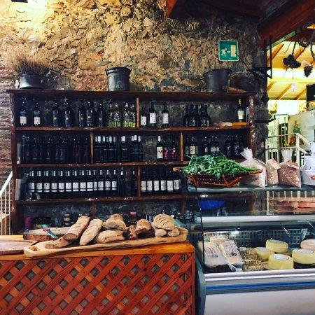 Massarosa, อิตาลี: La cantina