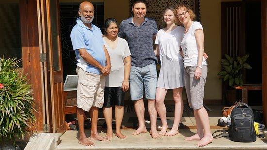 Gampola, Sri Lanka: Wir hatten eine schöne Zeit. Danke!