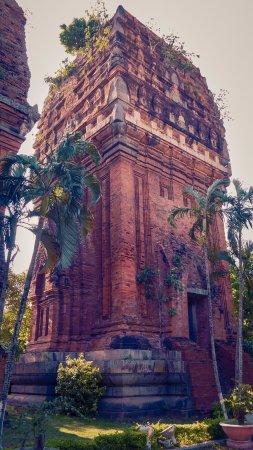 Quy Nhon, Vietnam: Thap Doi (Twin Towers)