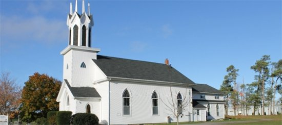 Canard Community Church