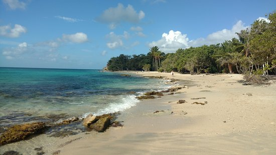 Residence Hoteliere Les Cayalines: Private beach