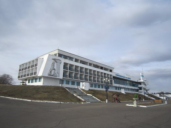 Komsomolsk-on-Amur Restaurants