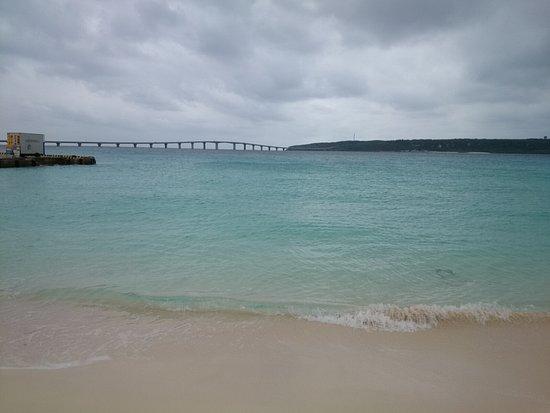 Yonaha Maehama Beach: 与那覇前浜ビーチ