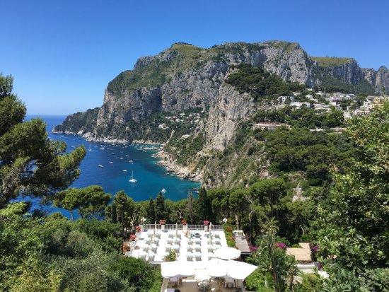 Ravioli Capresi Ristorante Terrazza Brunella Capri