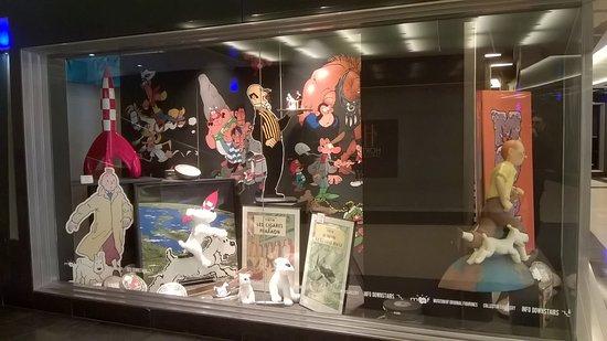Moof Musée de la Bande dessinée et des Figurines Photo