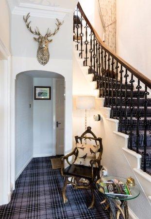Blairgowrie, UK: Entrance Hallway