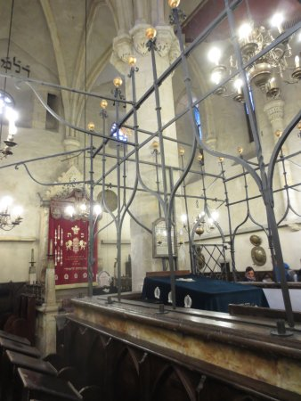 Old-New Synagogue (Staronova synagoga): The Old-New Synagogue