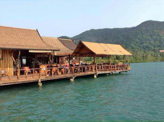 Ко-Чанг-Тай, Таиланд: Chill House Bang Bao Koh Chang