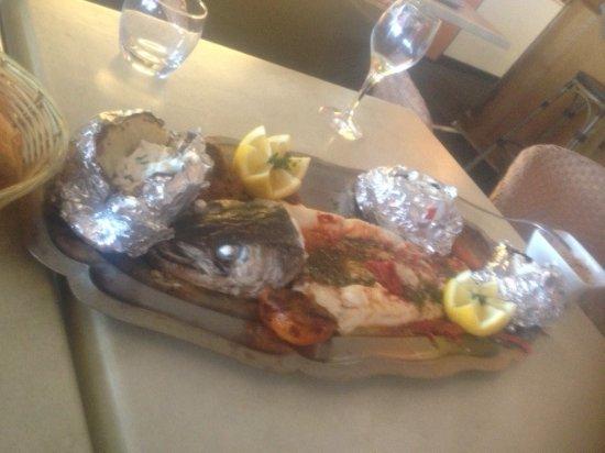Restaurant  La Caravelle : merlu
