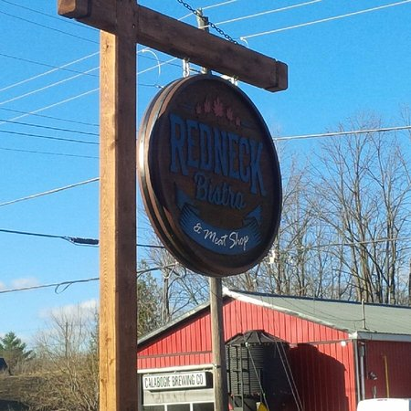 Redneck Bistro: Welcome