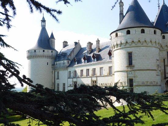 Centre-Val de Loire, France: Vue du château