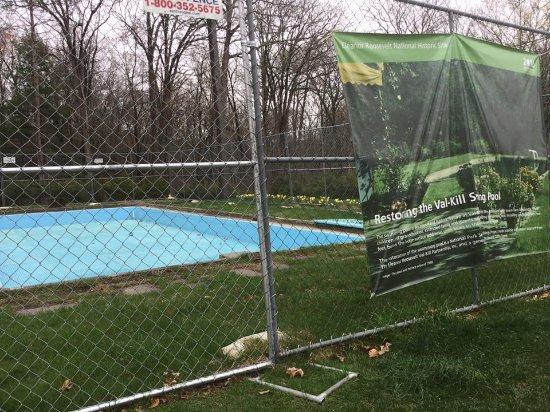 Hyde Park, Estado de Nueva York: Pool