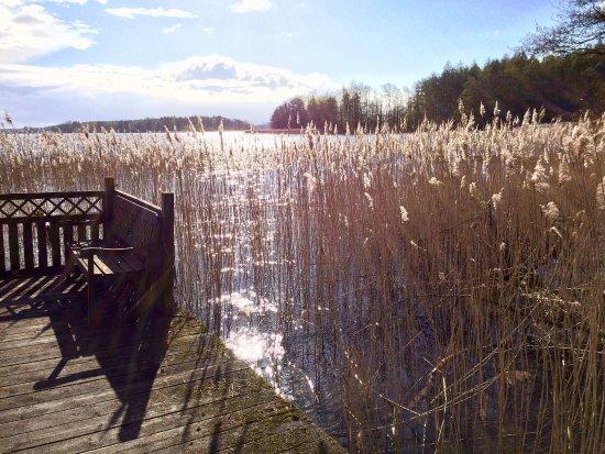 Klein Und Romantisch Bild Von Ich Weiß Ein Haus Am See Krakow