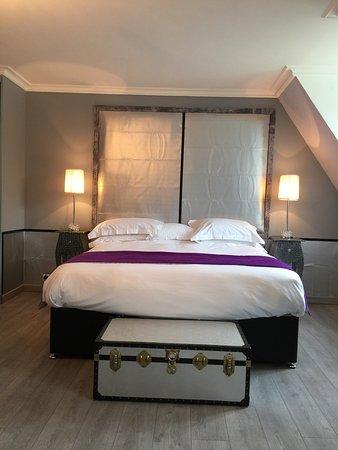 Tessy-sur-Vire, France: Lavander Room