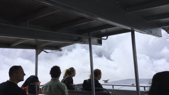 Pahoa, HI: Heavy smoke