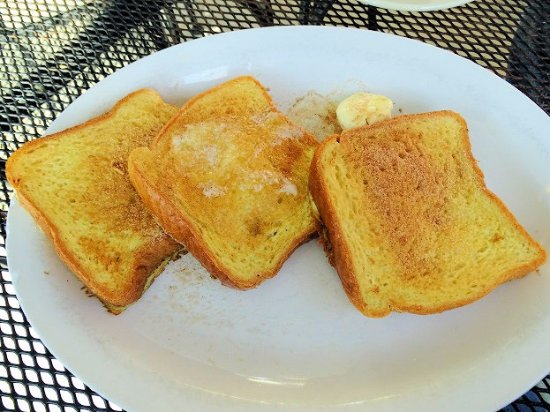 Johns Creek, GA: french toast