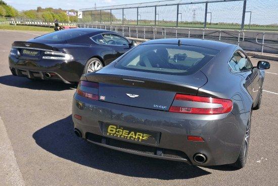 6th Gear Experience : Aston Martins
