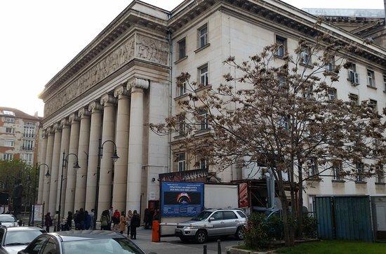 National Opera and Ballet: Sofia Opera House