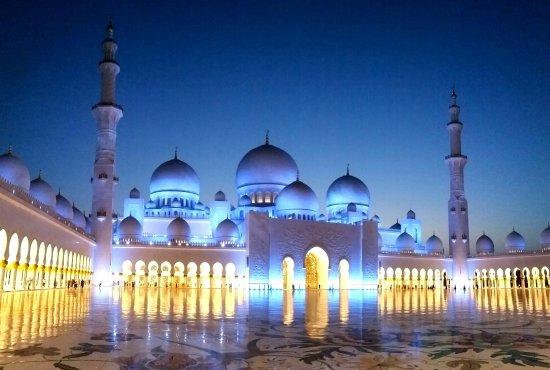 Wielki Meczet Sheikh Zayed