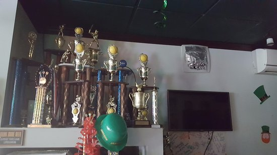 Meriden, Κονέκτικατ: Trophys