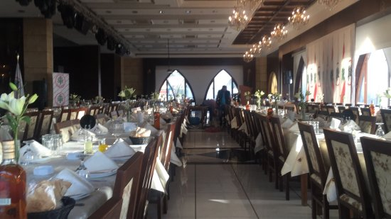 Al Nakheel restaurant dbayeh old road for all event for more info 04547040