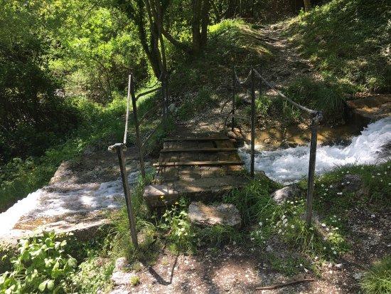Fara San Martino, İtalya: Gole di San Martino