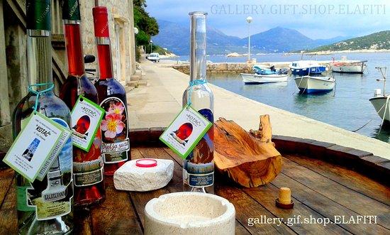 Sudurad, Croatia: gallery.gift.shopELAFITI