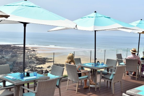 Watersmeet Hotel & Restaurant: Terrace