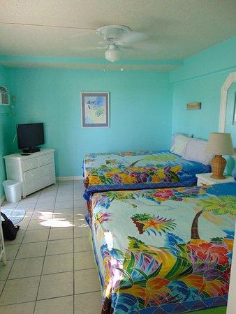 White Sands Inn: Bedroom