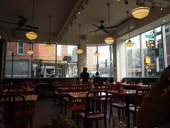 Clinton st. baking company & restaurant inside