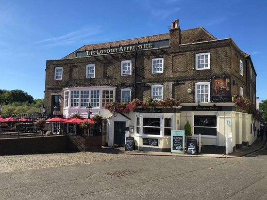Isleworth, UK: The London Apprentice