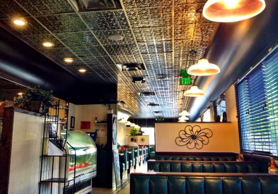 Provo, UT: An inside view of Cafe 300