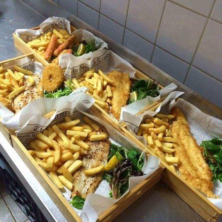 Como, Avustralya: friday lunch