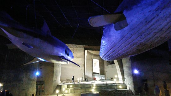 Sopron, Hungría: Museum in old quarry