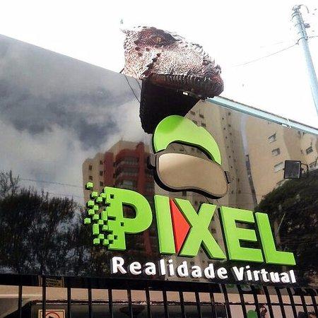Pixel Realidade Virtual Arcade VR